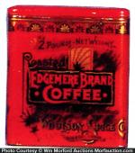 Edgemere Coffee Tin