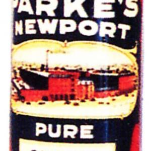Parke's Newport Spice Tin