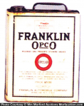 Franklin Opco Oil Can
