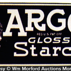 Argo Starch Display Box