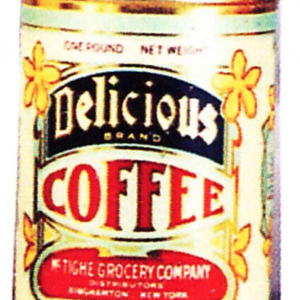 Delicious Coffee Can