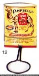 Campbell's Varnish Stain Broom Holder