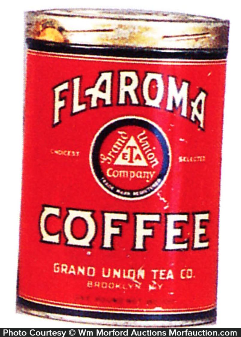 Flaroma Coffee Can