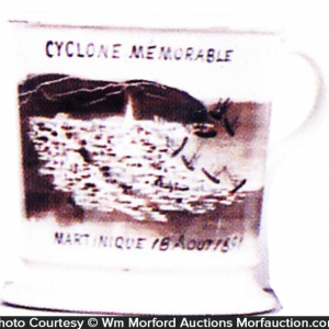 Martinique Cyclone Mug