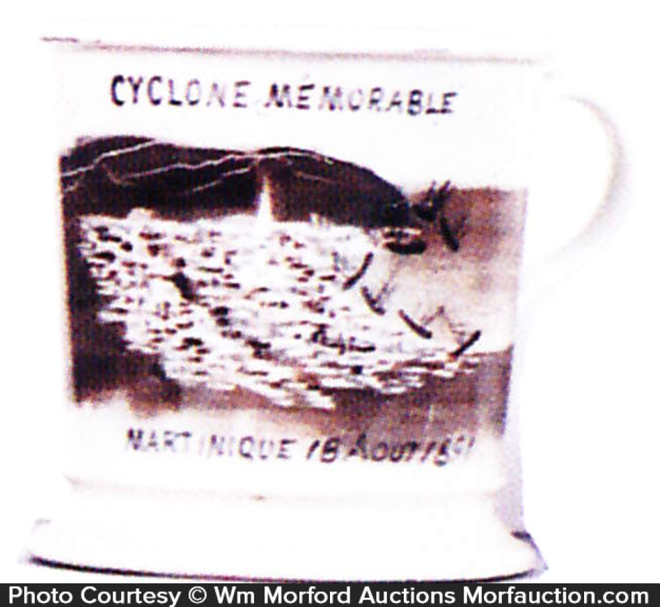 Martinique Cyclone Mug