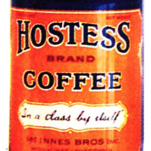Hostess Coffee Can