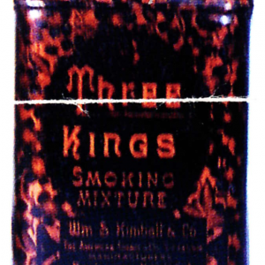 Three Kings Tobacco Tin