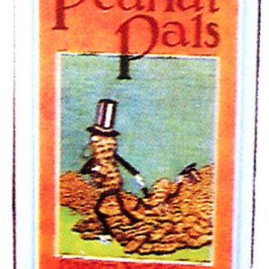 Planters Peanut Pals Booklet