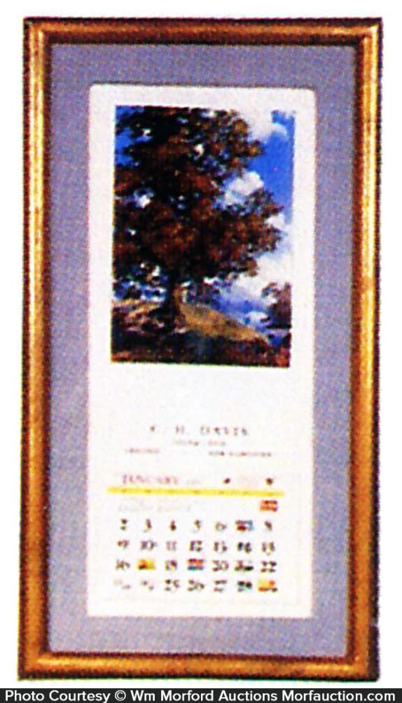 Maxfield Parrish Peaceful Valley Calendar
