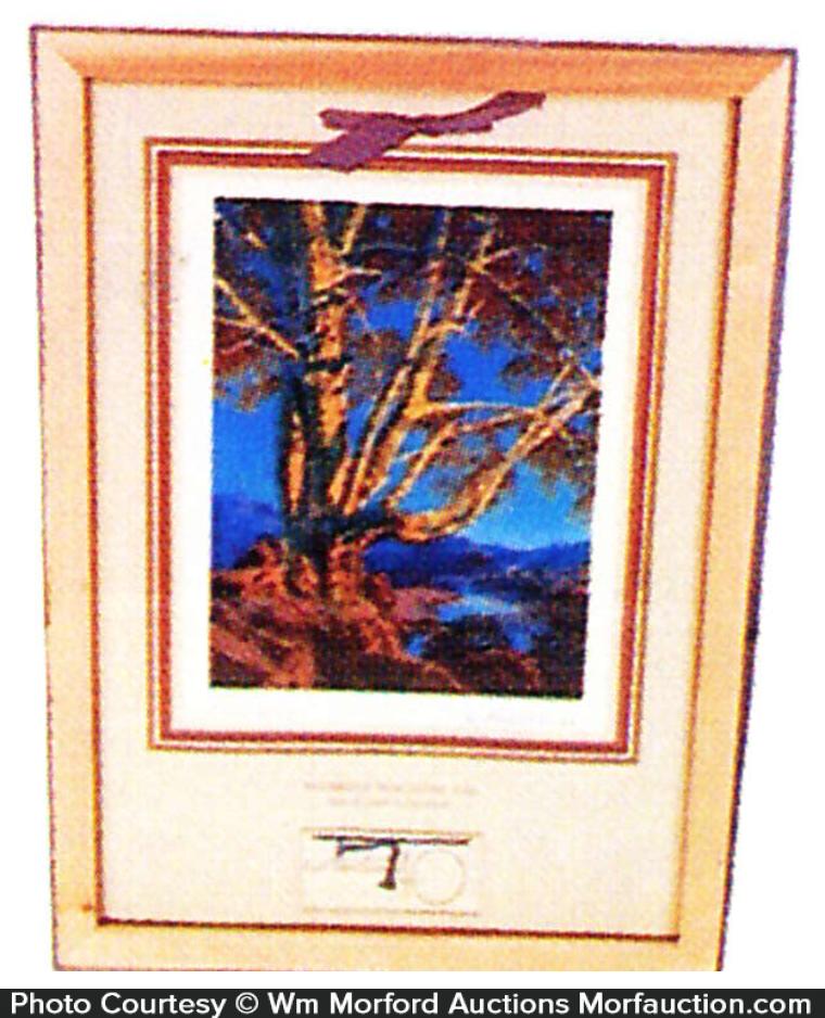Maxfield Parrish Evening Shadows Calendar