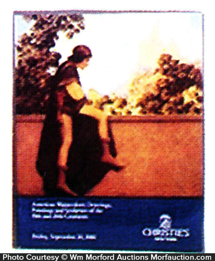 Maxfield Parrish Christie's Auction Catalog