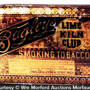 Lime Kiln Club Tobacco Tin