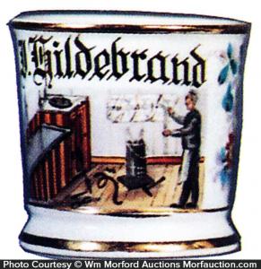 Plumber Shaving Mug