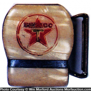 Texaco Belt Buckle