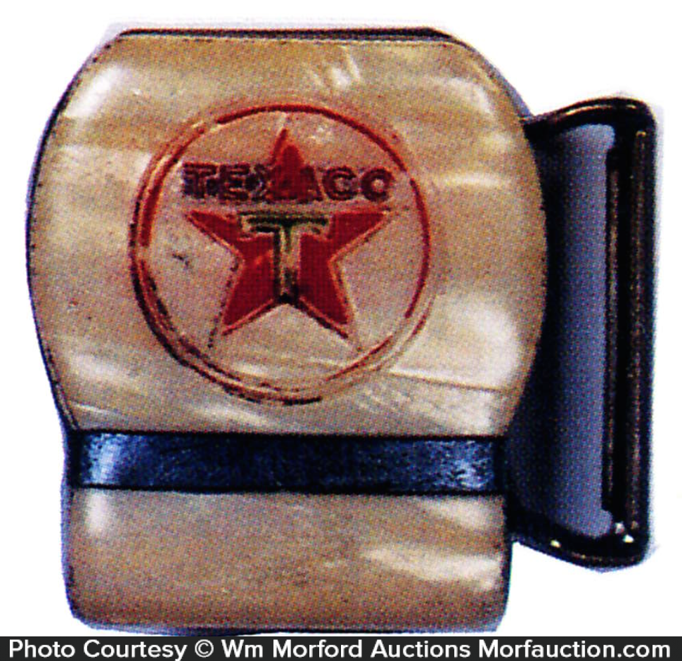 Texaco Belt Buckle