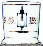 Light Fixture Shaving Mug