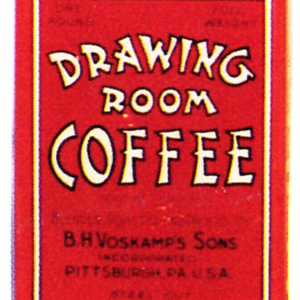 Drawing Room Coffee Tin