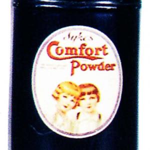 Sykes Comfort Talcum Tin