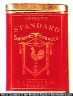 Oppelt's Standard Tobacco Tin