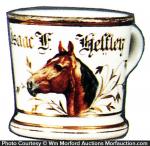 Horse Trainer Shaving Mug