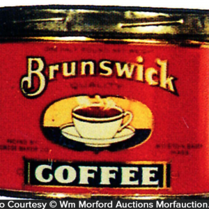 Brunswick Coffee Can