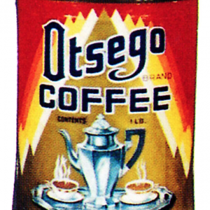 Otsego Coffee Can