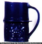 Dark Blue Mr. Peanut Mug