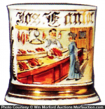 Butcher Shaving Mug