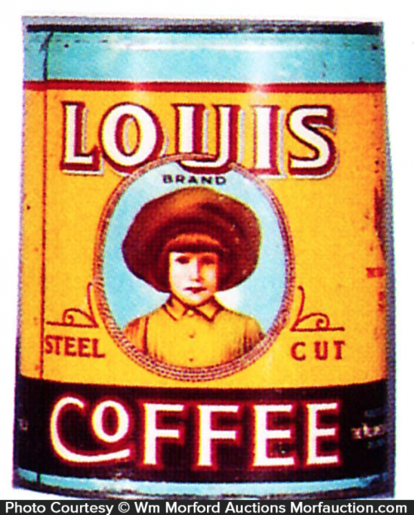 Louis Coffee Can