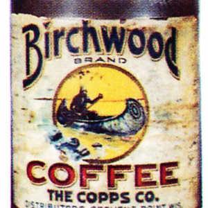 Birchwood Coffee Can