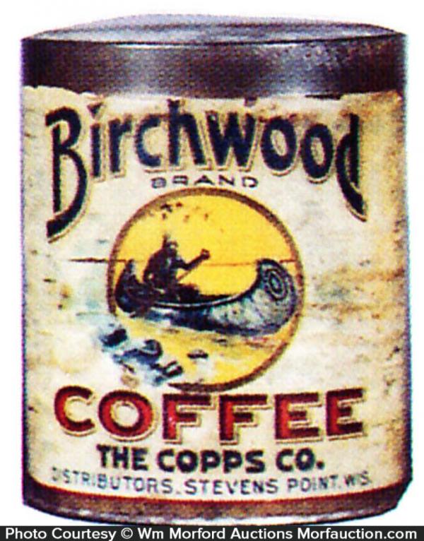 Birchwood Coffee Can