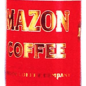 Mazon Coffee Can