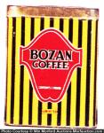 Bozan Coffee Tin