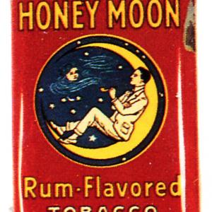 Honey Moon Tobacco Tin