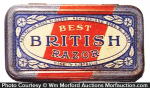 Best British Safety Razor Tin
