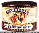 Paradise Coffee Can