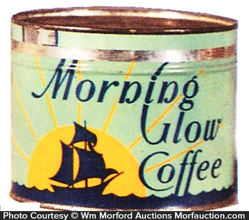 Morning Glow Coffee Can