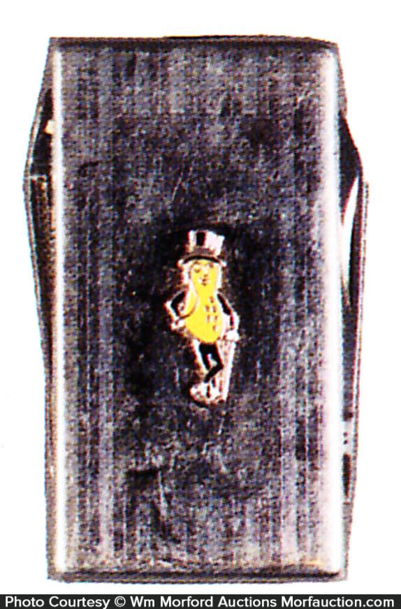 Planters Mr. Peanut Money Clip