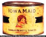 Iowa Maid Coffee Can
