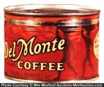 Del Monte Coffee Can