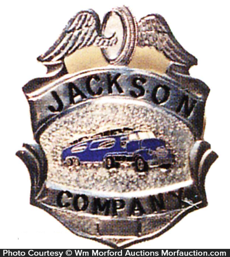 Jackson Company Badge