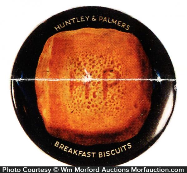 Huntley & Palmers Biscuits Mirror
