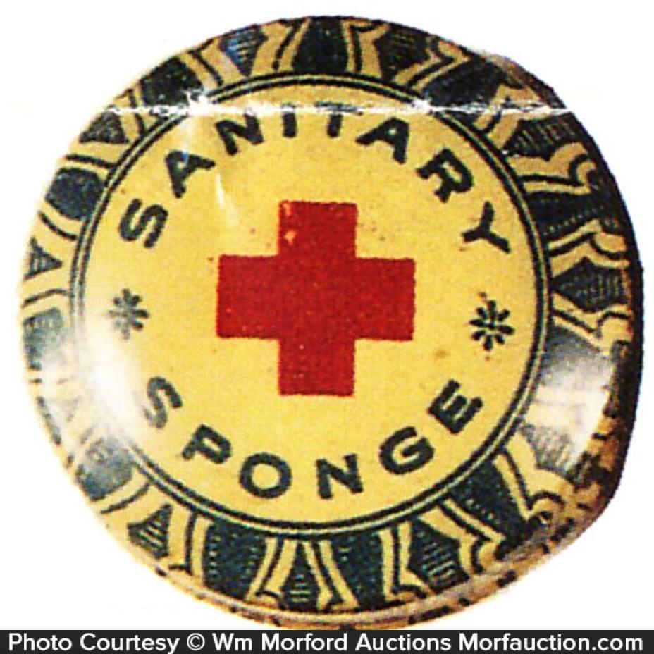 Sanitary Sponge Tin