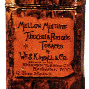 Kimball Mellow Mixture Tobacco Tin