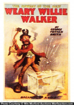 Weary Willie Walker Poster