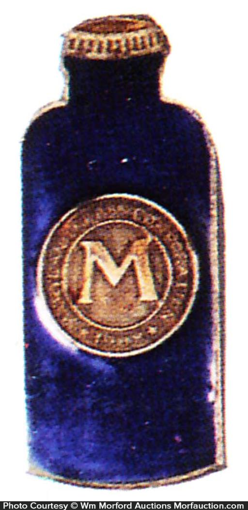 Maryland Glass Badge