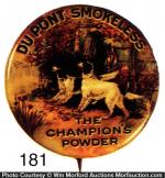 Dupont Champions Powder Pin