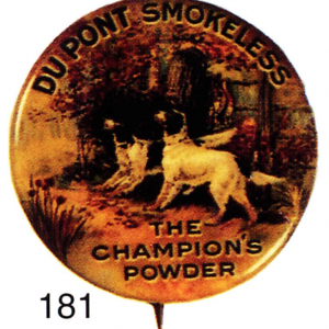 Dupont Champions Powder Pin