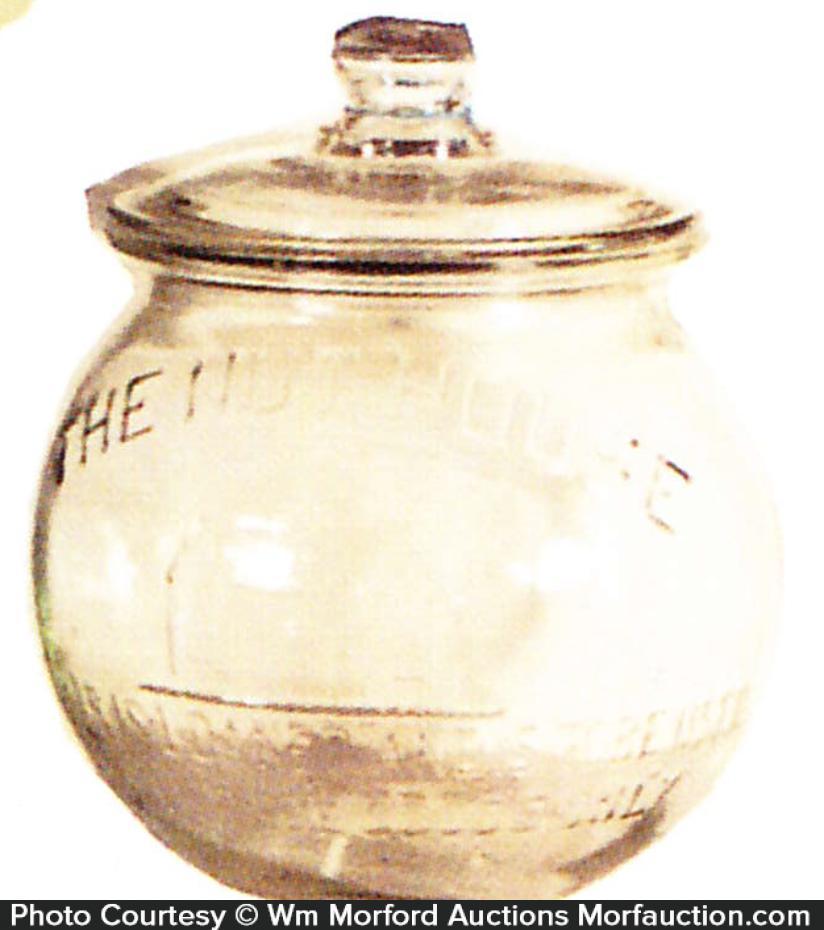 Nut House Jar