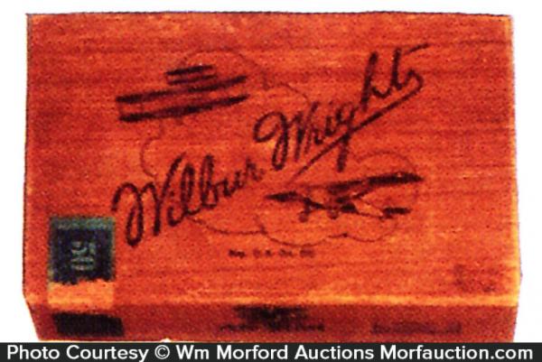 Wilbur Wright Cigar Box